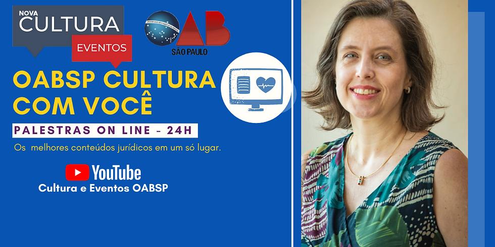 Palestra Online -  27/04/2020 às 19h - Dra. Marilia Campos Oliveira Telles