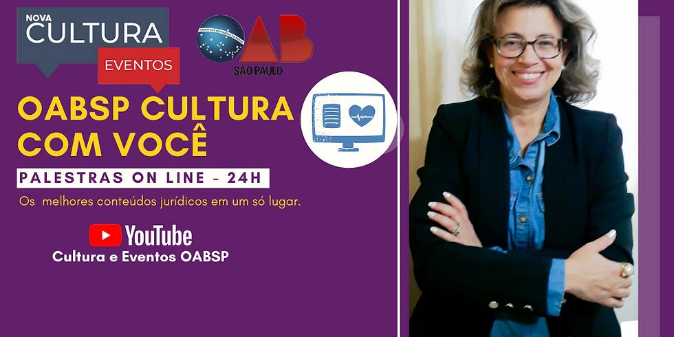 Palestra Online -  17/04/2020 às 19h - Dra. Maura Feliciano
