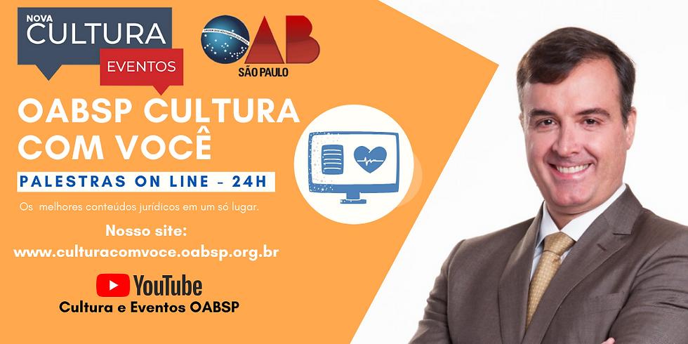 O Projeto Cultura com VOCÊ - Dr. Alexandre Rollo