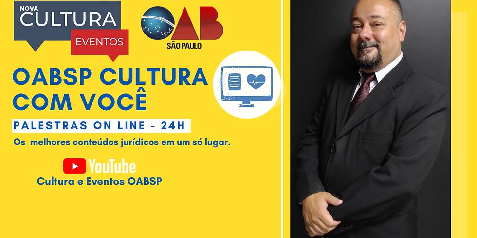 Palestra Online -  22/04/2020 às 19h - Dr. Fernando Augusto de Vita Borges de Sales