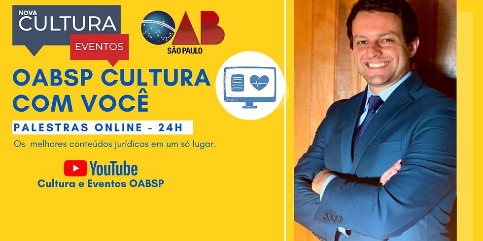 13/05/2020 às 10h | Palestra Online - Dr. Diogo Rossetti Cleto