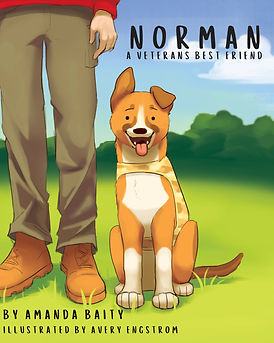 Norman A Veterans Best Friend Book Cover
