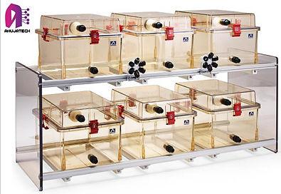 Modular BCU Whole Body Exposure Chamber.