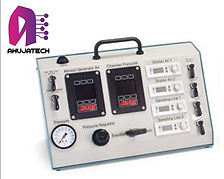 Negative Pressure Control Units for Inha
