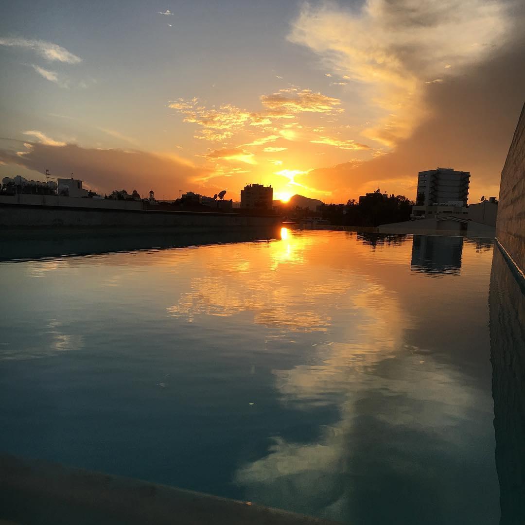 Lokàl Cyprus Sunset