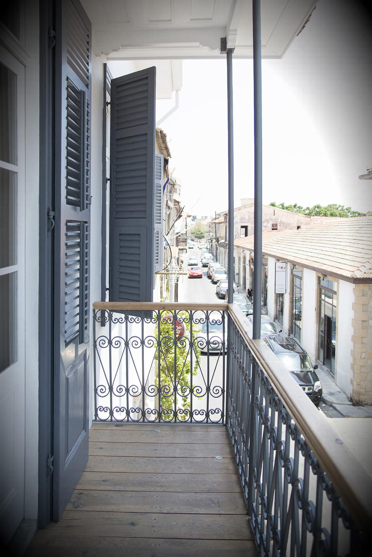Lokàl Cyprus Balcony