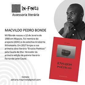In-Finita - Autores - MACVILDO PEDRO BON