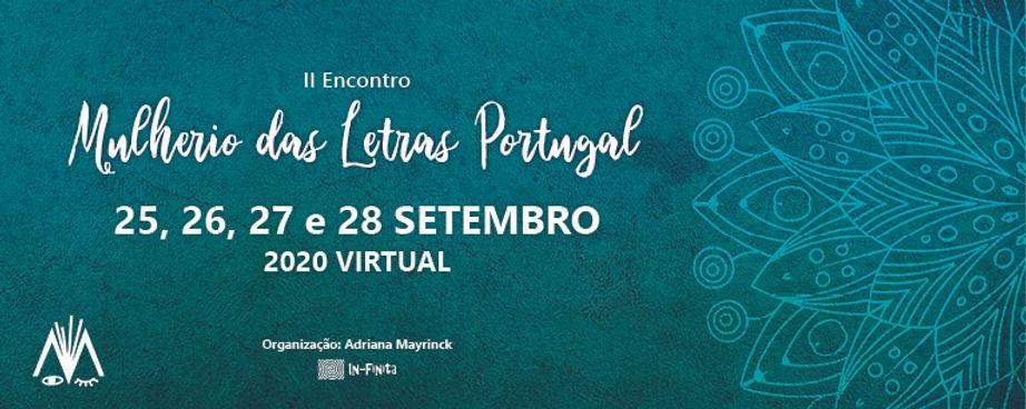 Mulherio das Letras Portugal 2020 Virtua