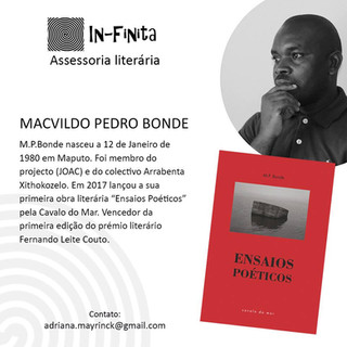 Macvildo Pedro Bonde