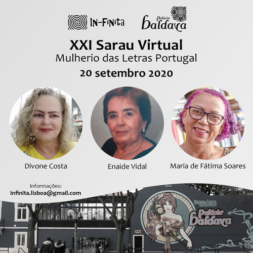 Palacio Baldaya XXI Sarau Virtual 20 set