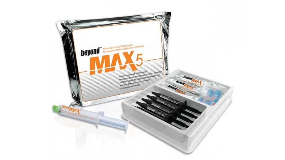 Набор для отбеливания зубов Beyond MAX5