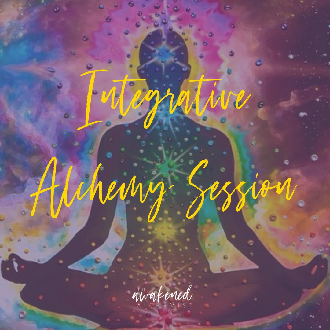 Integrative Alchemy Session - Distance
