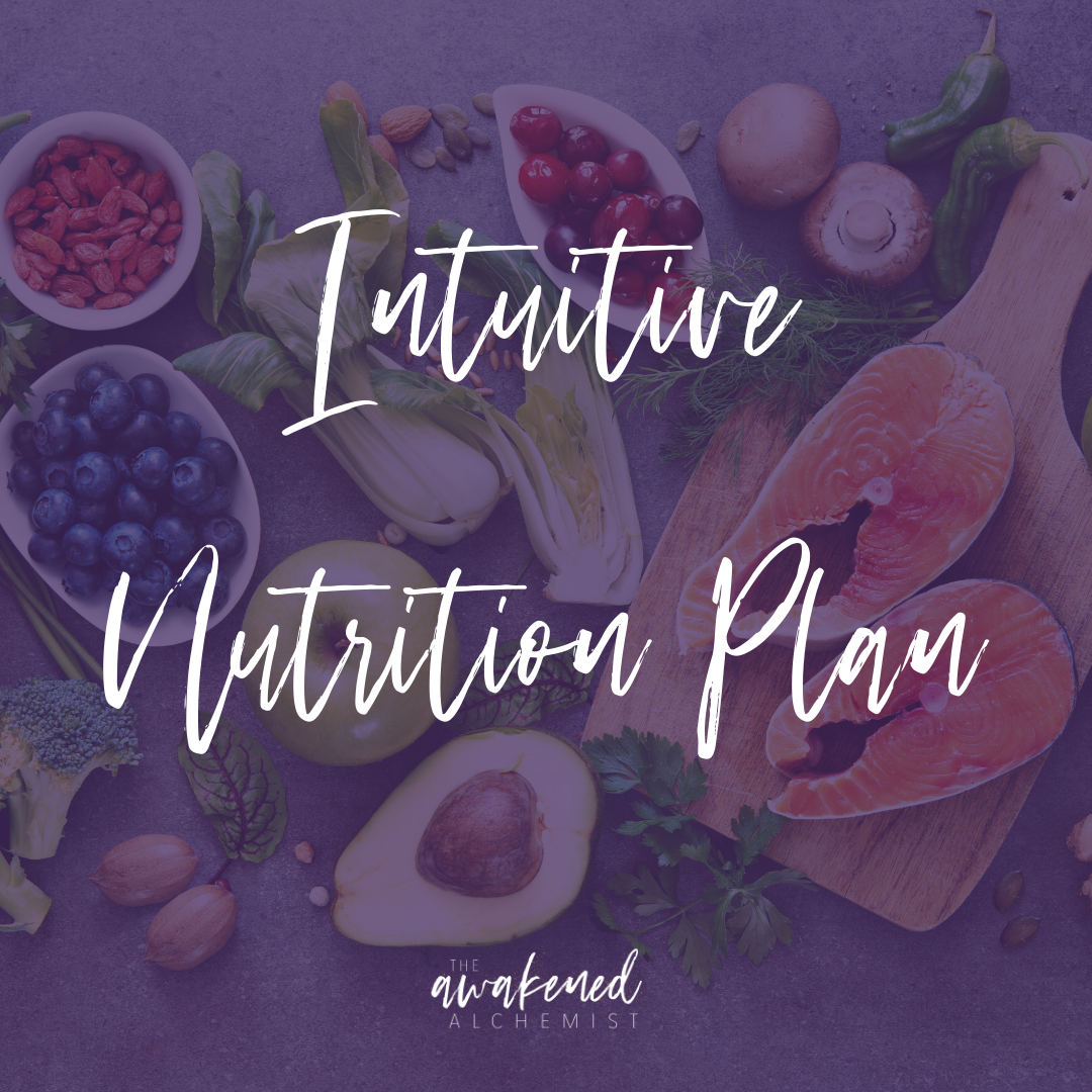 Intuitive Nutrition Plan