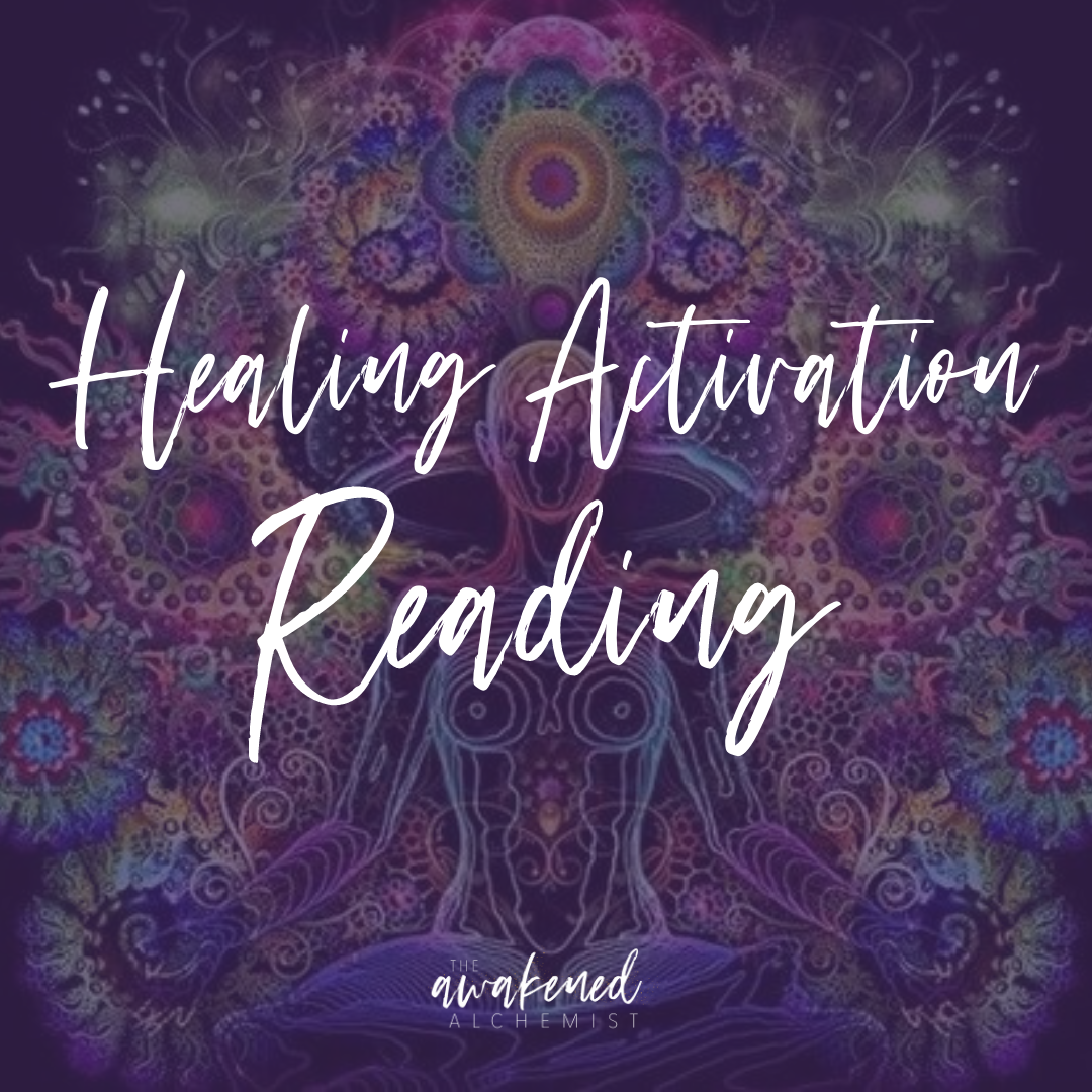 Healing Activation Reading
