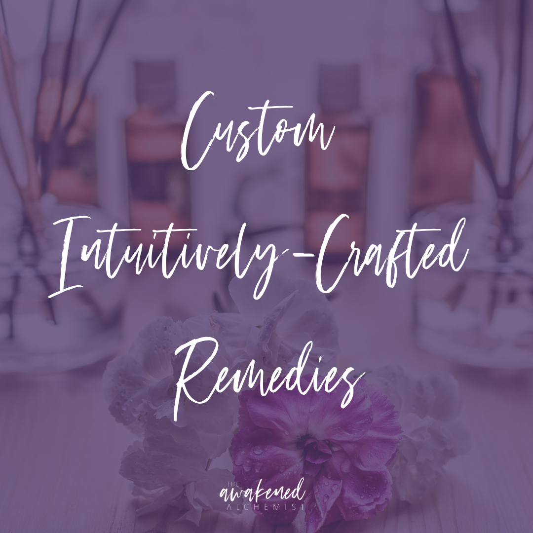 Custom Intuitively Crafted Remedies