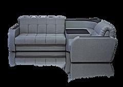 Юджин-1 диван кровать, механизм клик-клак. Хит продаж Мебельлайн