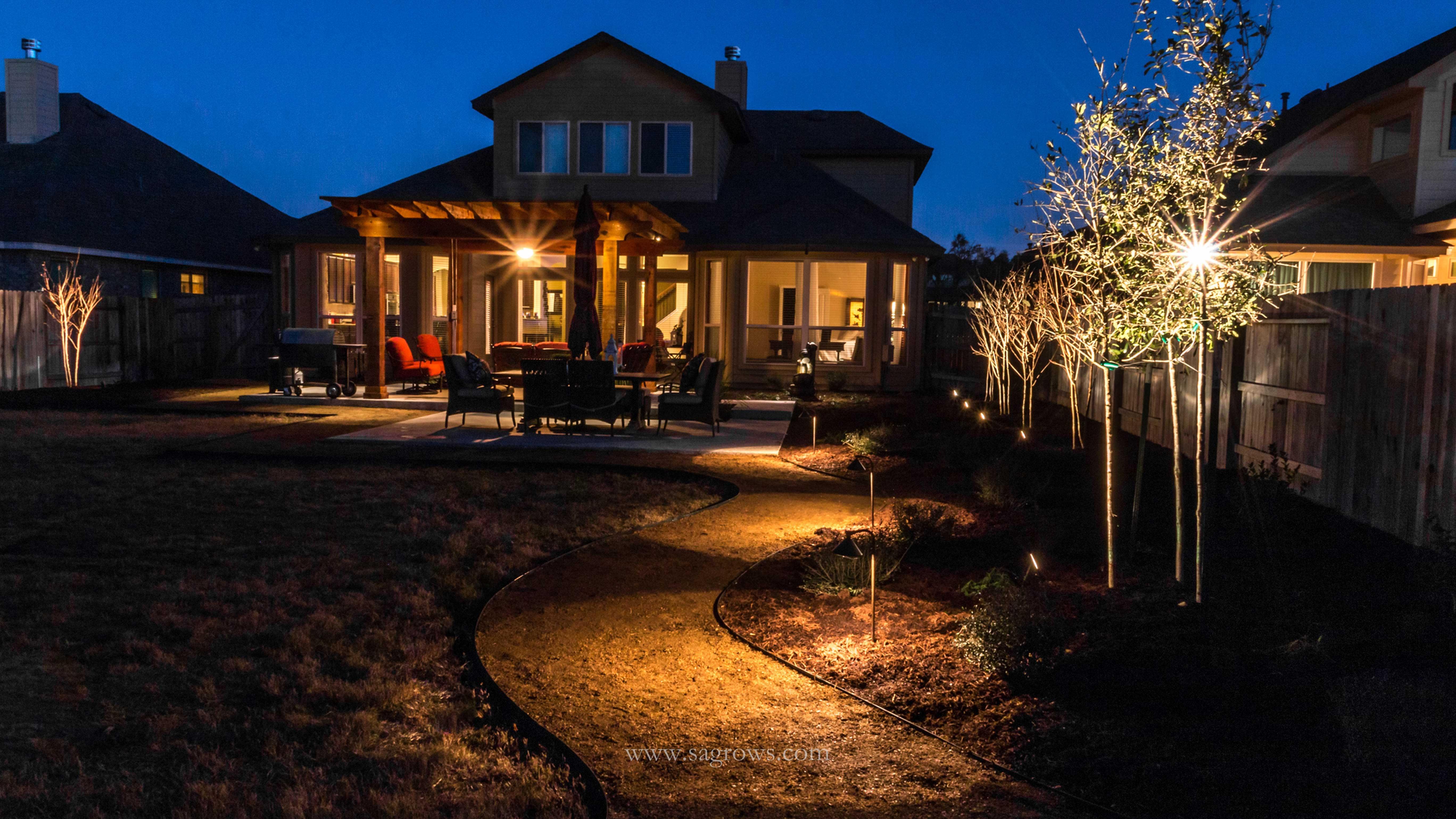 S.A. GROWS Landscape Services. Landscaping Company San Antonio ...
