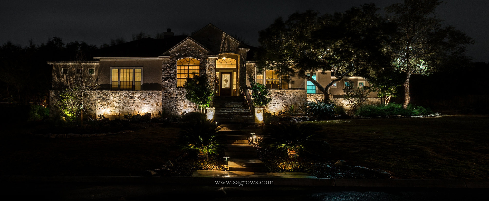S A Grows Landscape Services San Antonio Tx Residential
