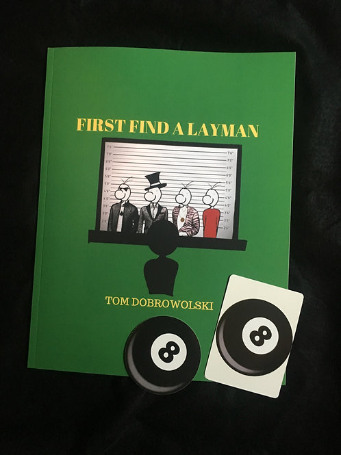 First, Find a Layman