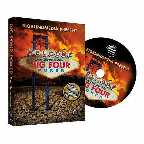 Big Four Poker (DVD)