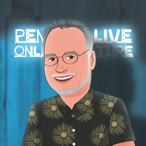 Tom Dobrowolski PENGUIN LIVE