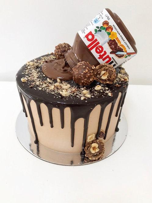 Hazel cake