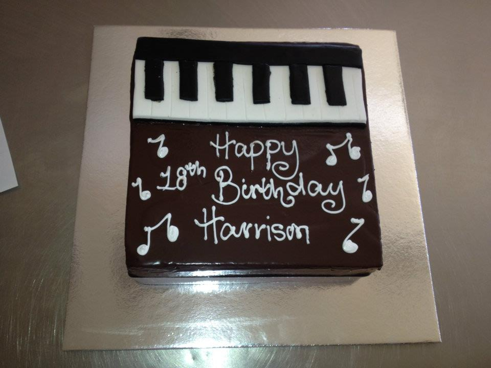 Piano theme.