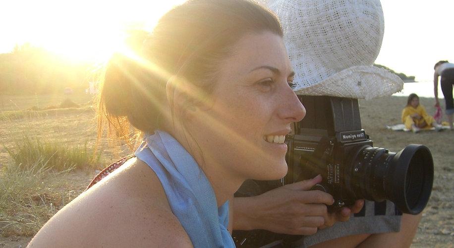 Lisa Jericevich on Editorial Shoot with Marija Milin