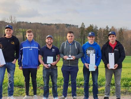 Gibelschwinget Bonstetten – Auszeichnung für Buchmann