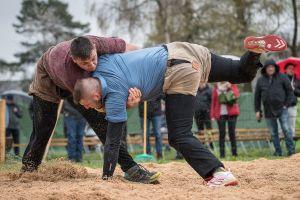 Rapperswiler Verbandsschwingfest Schmerikon – Spitzenplatzierung für Wey