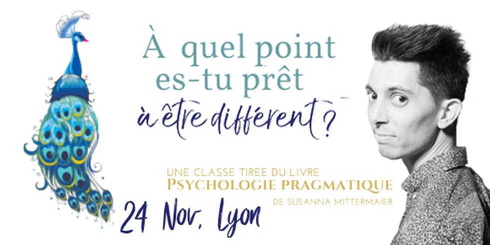 Soirée Psychologie Pragmatique