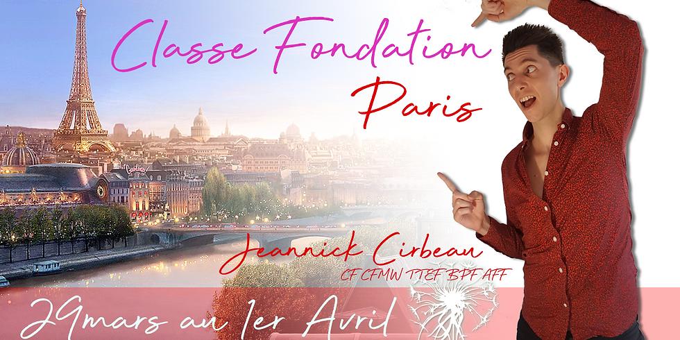 Classe Fondation à Paris : update your life !