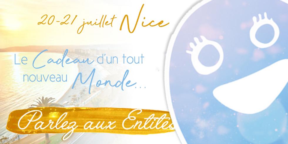 Classe Parlez aux Entités - Nice