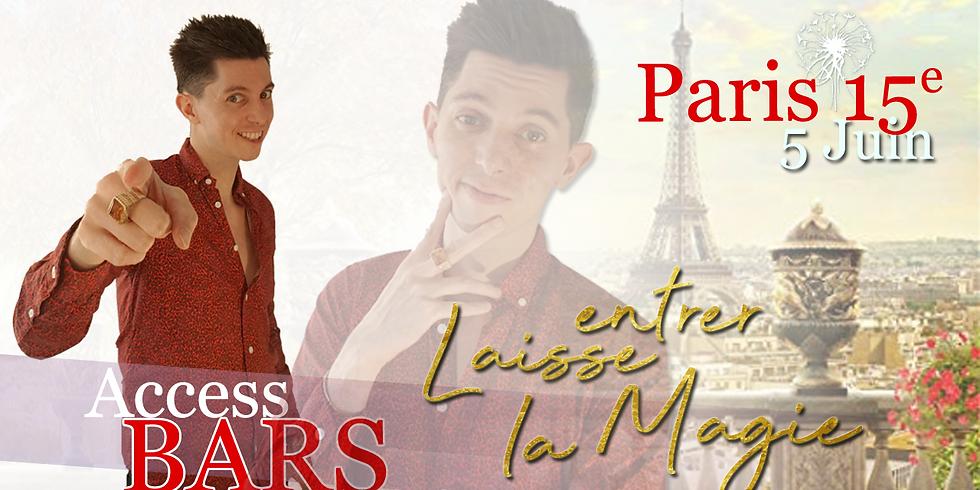 Access BARS - Paris 15e - Laisse entrer la Magie