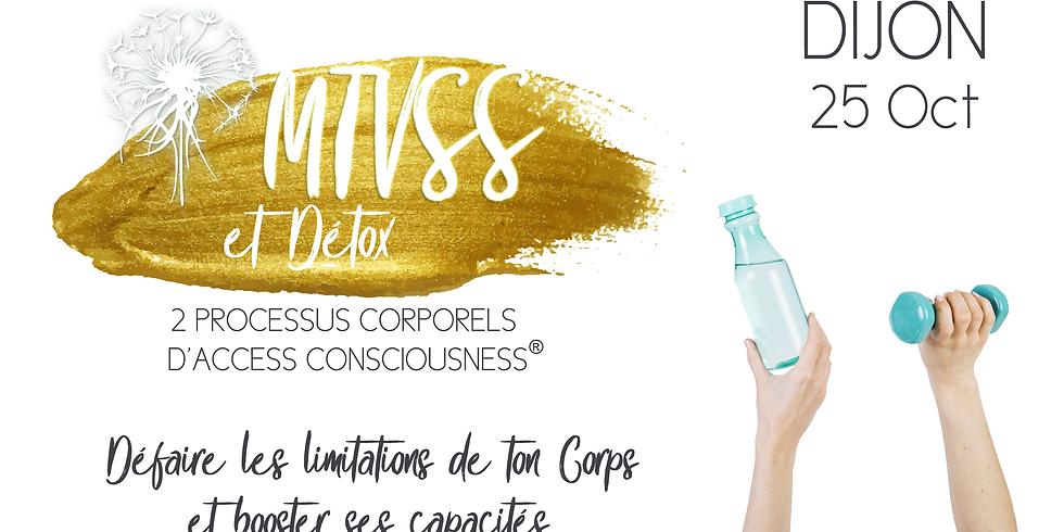 MTVSS et Détox : Deux processus pour changer ton Corps