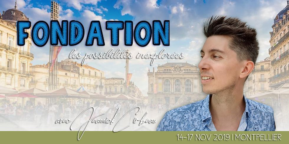 Fondation : Les possibilités inexplorées - à Montpellier