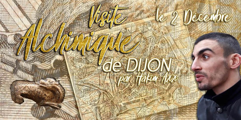 Visite Alchimique de Dijon