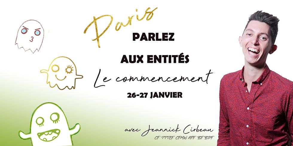 Classe Parlez aux Entités - Paris