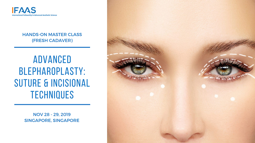 Hands-On Master Class Korean Advanced Non-Surgical Face Lift August 4-25, 2019: Dubai, United Arab Emirates