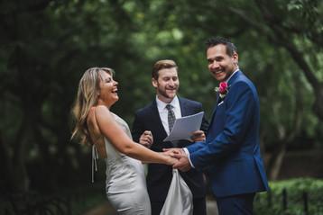 Cusdin Wedding