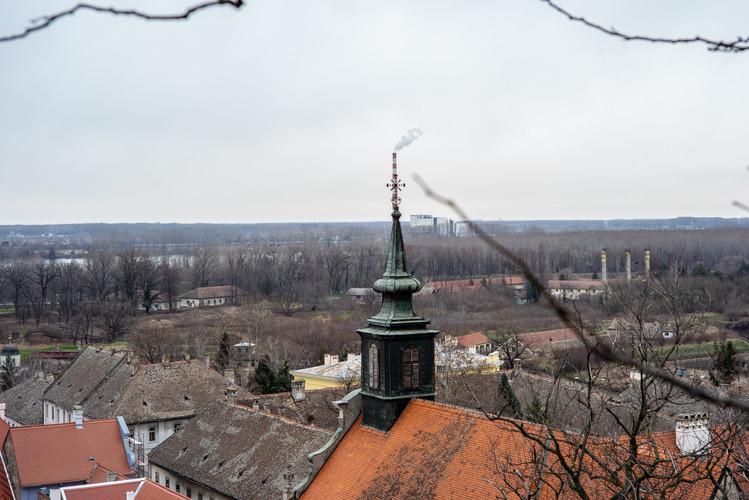 Serbian Smoke Stack