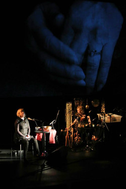 Suunta music, Kati Åberg visuals