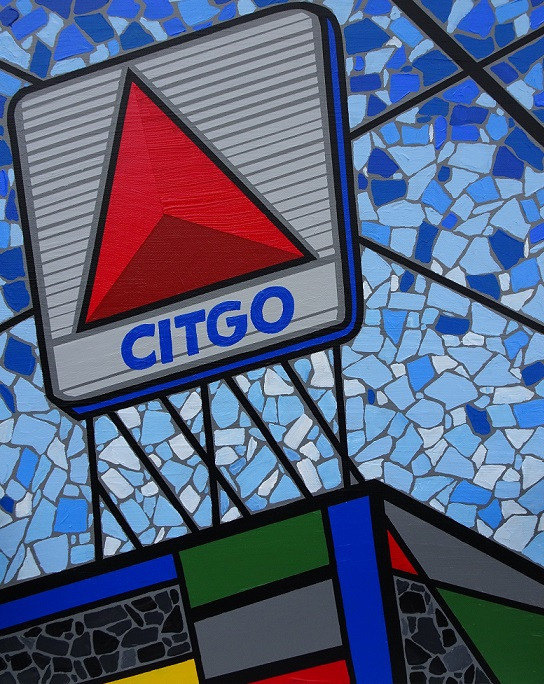 Let's Meet At The Citgo Sign Before The Sox Game