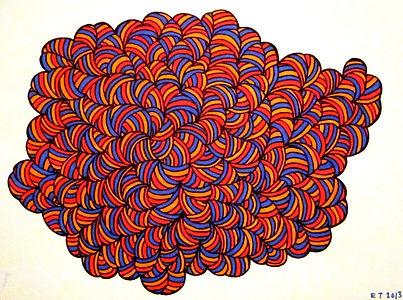 Color Knots - Emily Tow