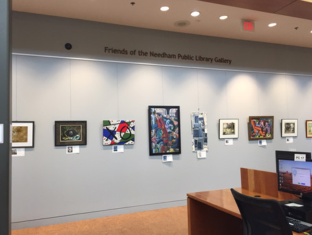 NOS Preview at Needham Library