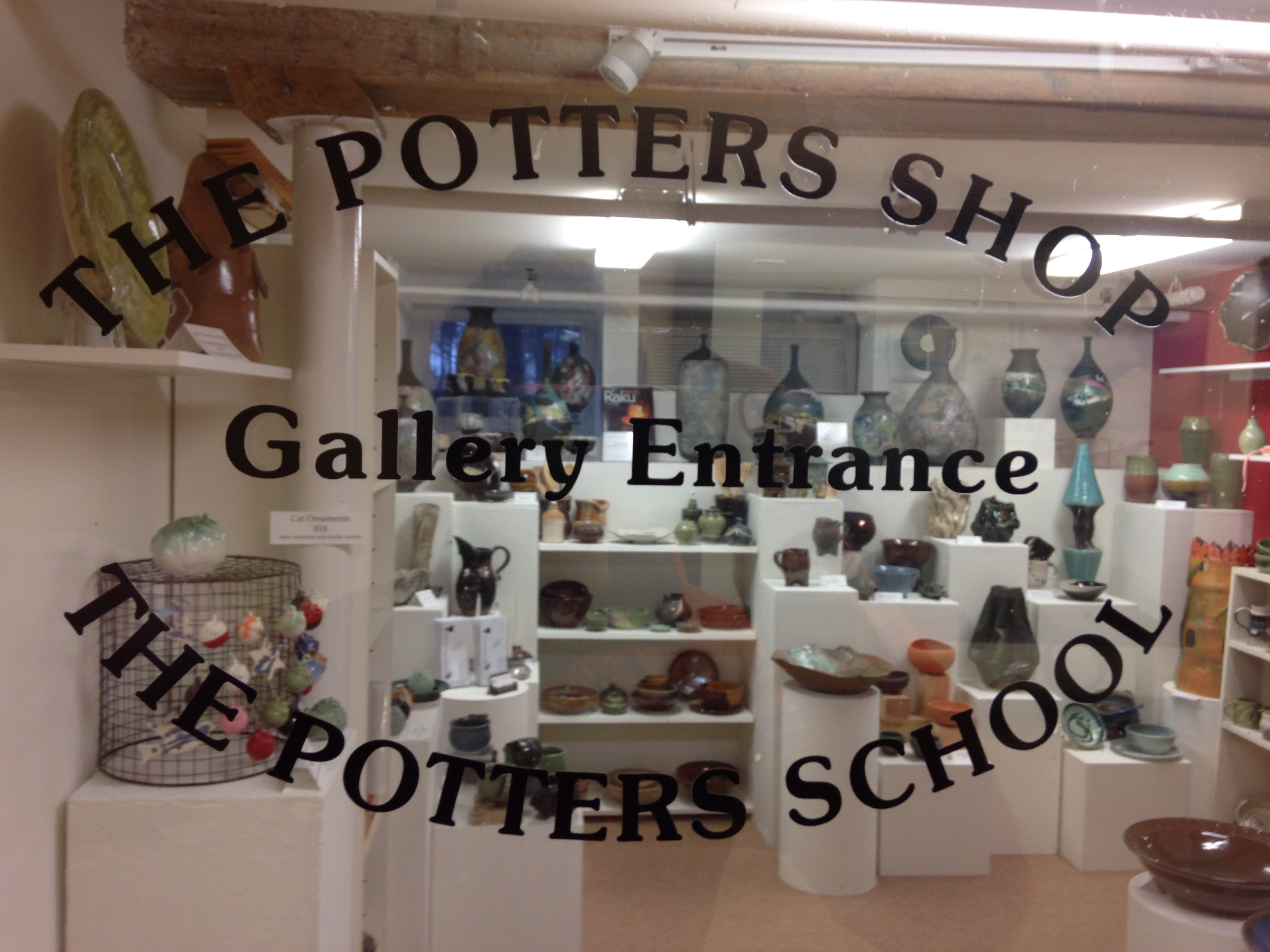The Potters Shop & School