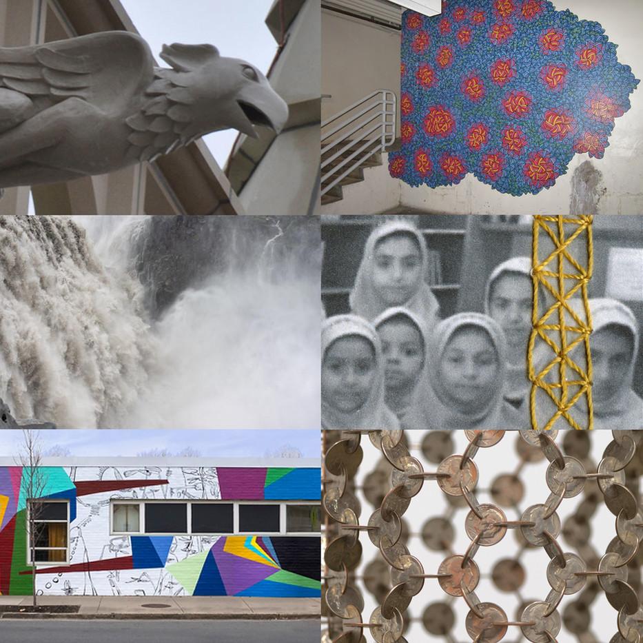 Edison Art Collective Group Detail