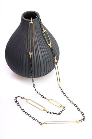 Stripe Necklace