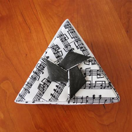 Triangle - Pinwheel