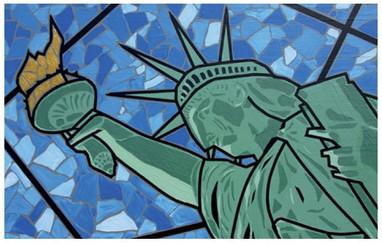 Eddie Bruckner's Flag Design